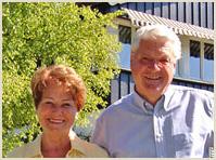 Jan og Wenche Engblom